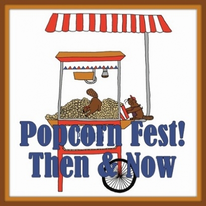 Popcorn Fest! - Then And Now